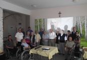 Pokaż powiększenie powyżej: Wykład w Domu Pomocy Społecznej w Biłgoraju