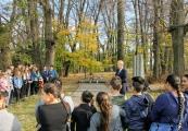 Pokaż powiększenie powyżej: 79. rocznica eksterminacji Romów i Sinti w obozie pracy w Bełżcu