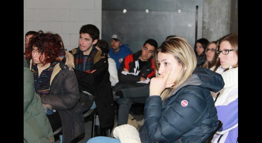 Wizyta grup włoskich w Bełżcu