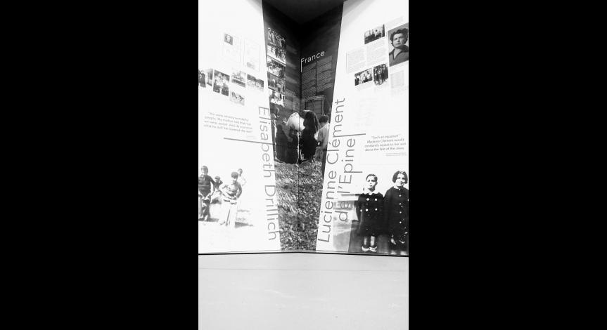 """""""Between life and death. Stories of rescue during the Holocaust"""" - anglojęzyczna wystawa w Muzeum i Miejscu Pamięci w Bełżcu"""
