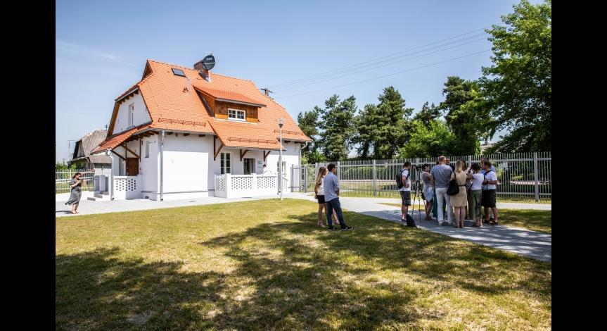 Nowa przestrzeń edukacyjna przy Muzeum w Bełżcu