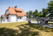 Pokaż powiększenie powyżej: Nowa przestrzeń edukacyjna przy Muzeum w Bełżcu