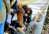 Pokaż powiększenie powyżej: Poznać historię - wizyta uczniów włoskich w Muzeum