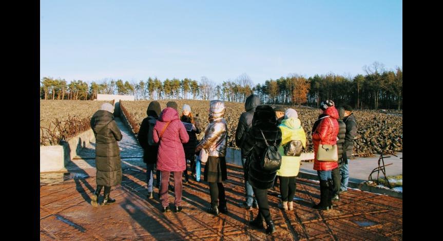 Pobyt studyjny dla grupy ukraińskich edukatorów