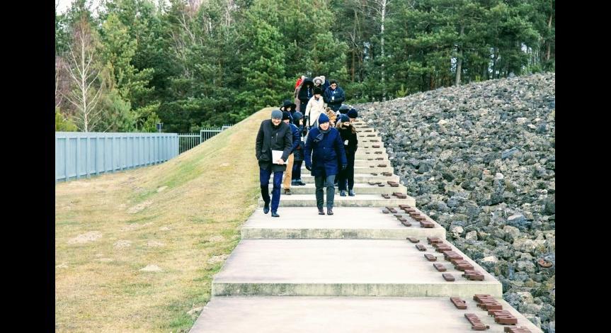 Wizyta delegacji z United States Holocaust Memorial Museum
