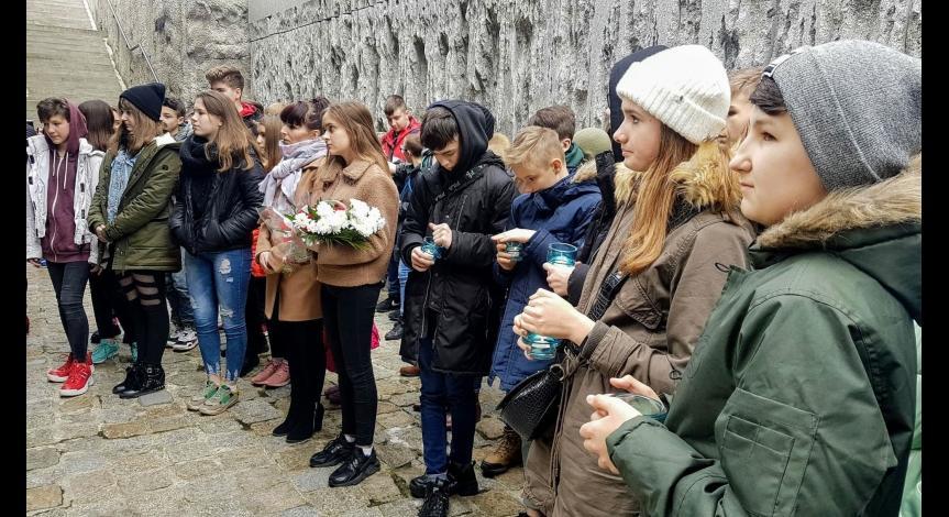 Uroczystości z okazji Europejskiego Dnia Pamięci o Sprawiedliwych