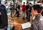 Pokaż powiększenie powyżej: Coraz więcej uczestników lekcji muzealnych