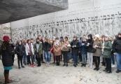 Pokaż powiększenie powyżej: Uroczystości z okazji Europejskiego Dnia Pamięci o Sprawiedliwych