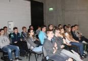 Pokaż powiększenie powyżej: Uczniowie z Jarosławia w Muzeum - Miejscu Pamięci w Bełżcu