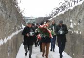 Pokaż powiększenie powyżej: 76. rocznica pierwszych deportacji Żydów do niemieckiego obozu zagłady w Bełżcu