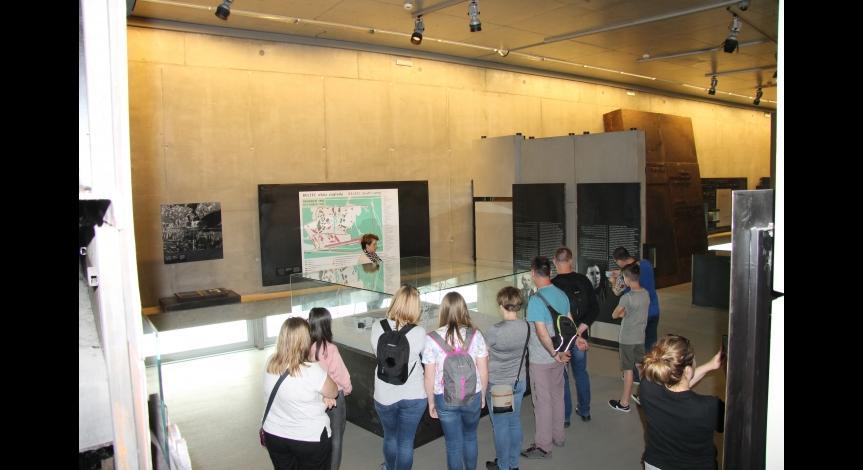 Powiększ obraz: Muzeum i Miejsce Pamięci w Bełżcu- międzynarodowy dzień muzeów 2019