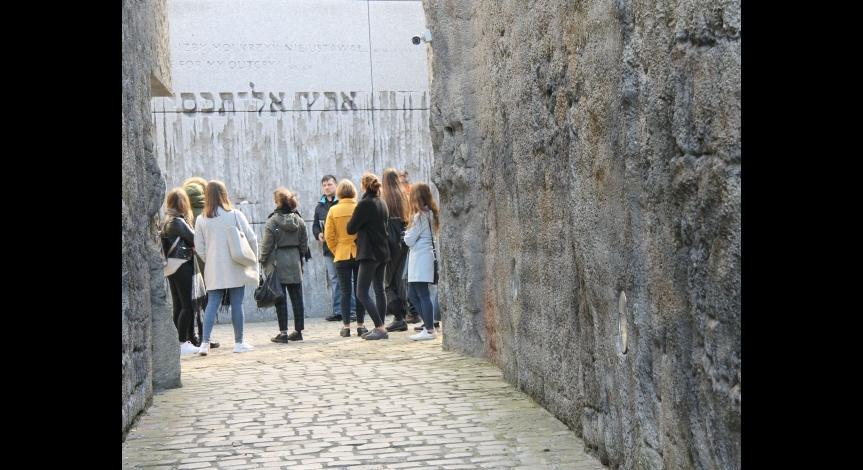 Powiększ obraz: Polsko- niemiecka wymiana młodzieży