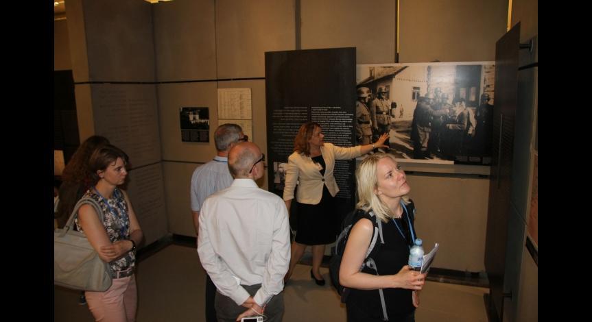 Powiększ obraz: wizyta UNESCO