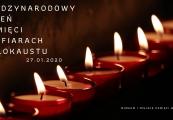 Pokaż powiększenie powyżej: Międzynarodowy Dzień Pamięci o Ofiarach Holokaustu