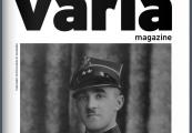 Pokaż powiększenie powyżej: Varia. magazyn / nr 1 / maj 2020 okładka