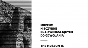 The Museum is closed to visitors…