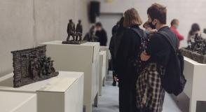 Wystawa rzeźb Samuela Willenberga