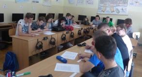 Warsztaty edukacyjne w Zespole…