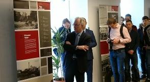 Otwarcie wystawy w Biłgoraju Res…